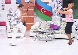 Azər Axşamla Mətanətin rəqsi - VİDEO