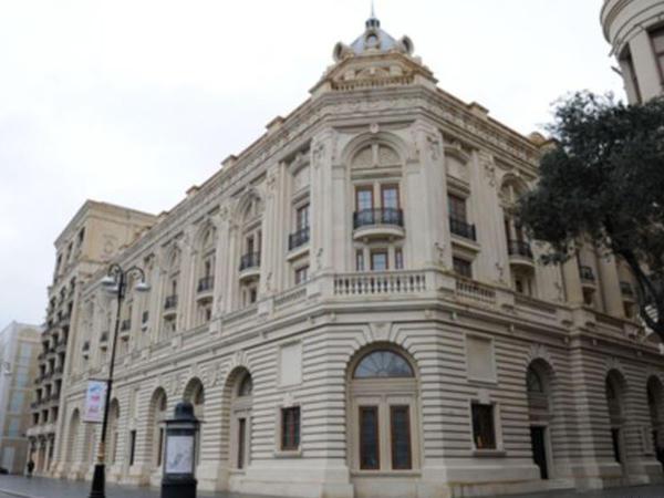 UNITED AID FOR AZERBAIJAN Musiqili Teatra təşəkkür etdi