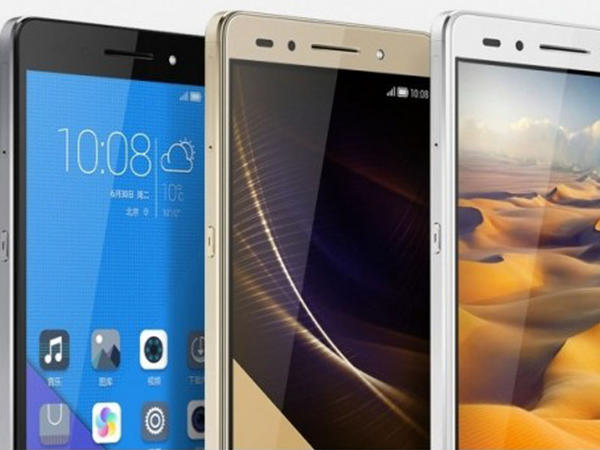 Huawei Honor 7 təqdim olundu