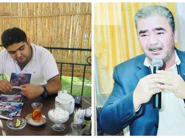 """Məhəbbət Kazımovun oğlu: """"Atama zəng vurmuşdu ki, siz ölməmisiniz?"""" - FOTO"""