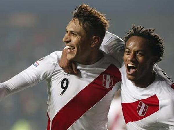 Amerika kuboku: Peru üçüncü oldu - VİDEO