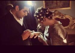 Aktrisa doğum günündə evlilik təklifi aldı - FOTO