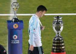 Messi mükafatdan imtina etdi