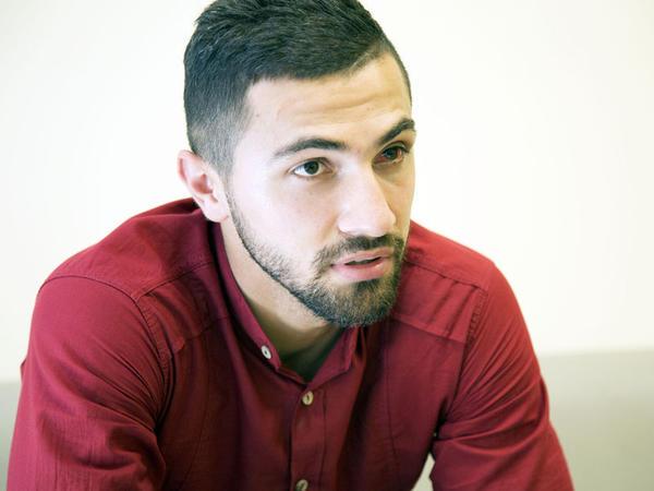 """""""Bakı 2015""""in qızıl medalçısı: """"Futbolçu olsaydım, Azərbaycanda qalmazdım"""" - FOTO"""