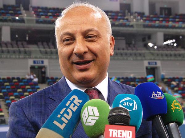 """Altay Həsənov: """"Gimnastlarımızın birinci Avropa Oyunlarında 7 medal qazanması böyük uğurdur"""" - MÜSAHİBƏ"""