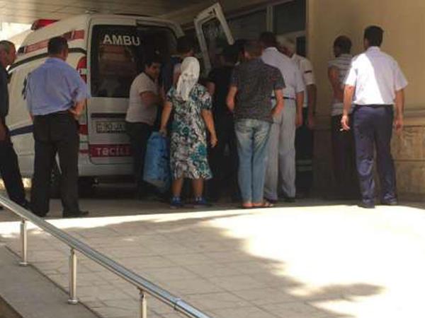 Şirvanda zavodda partlayış: 1 ölü, 19 yaralı - YENİLƏNİB - FOTO