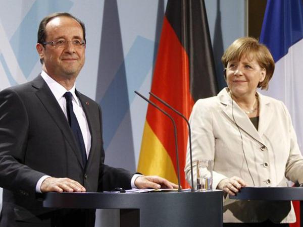 """Ollandla Merkelin görüşü bitdi, """"qapı"""" açıq qaldı"""