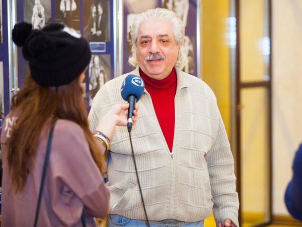 Görkəmli rejissorun doğum günüdür - FOTO