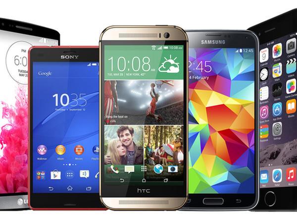 """Smartfonlar bazarı """"şişir"""""""