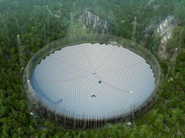 Ən böyük radioteleskop qurulur
