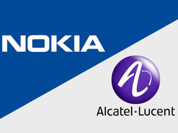 Nokia və Alcatel birləşdilər
