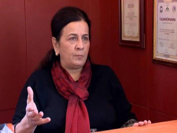 """Aktrisa Gülşad Baxşıyeva: """"Həyat yoldaşım məni döyürdü"""" - FOTOSESSİYA"""
