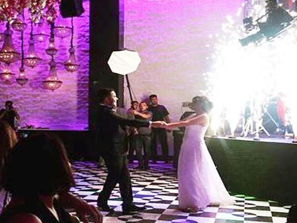 """Məşhur """"Bakılı oğlan"""" ikinci dəfə evləndi - VİDEO - FOTO"""