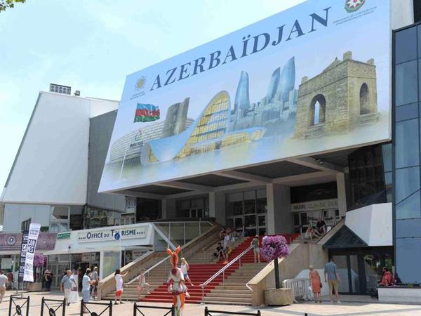 Heydər Əliyev Fondunun Kannda təşkil etdiyi Azərbaycan mədəniyyəti günləri başa çatır - VİDEO - FOTO