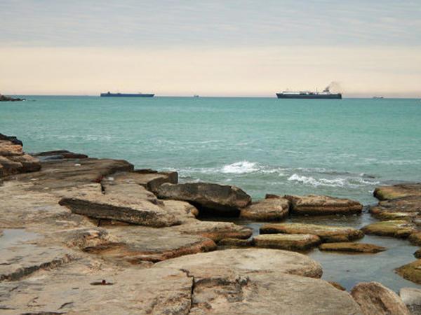 Azərbaycanın hərbi gəmiləri Mahaçqala limanında