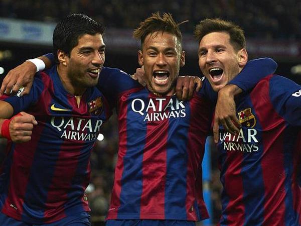 """""""Neymar, Messi, Suarez hücum xəttindən daha yaxşısını görməmişəm"""""""