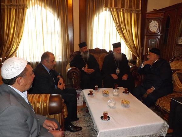 Patriarx II İliya Azərbaycana dəvət edildi