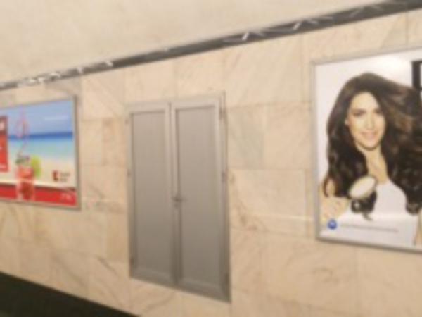 Tağı Əhmədovun reklamları metroya qayıtdı