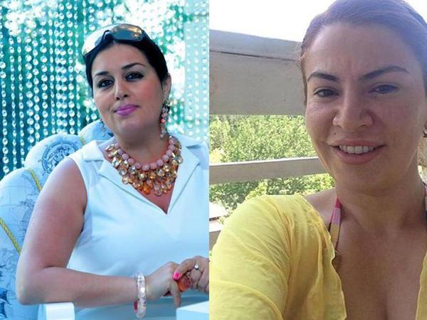"""Elza Ülvira ilə dalaşıb studiyanı tərk elədi: """"Çaşma"""" - VİDEO"""
