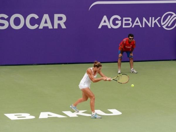 """Baku Cup - 2015"" turniri davam edir"