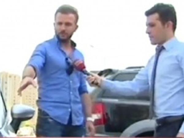 "Şok hücum: ""Kurtlar vadisi"" başına bəla oldu - VİDEO"