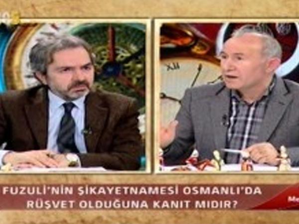Türkiyəli tarixçidən Füzuli ilə bağlı qəfil iddia - VİDEO