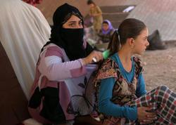 İŞİD seks-kənizlərinin qiymət cədvəlini yayıb