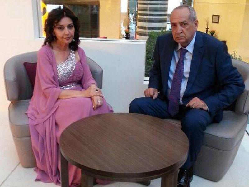 """Həmidə Ömərova: """"Qızımı mənə oxşayan məşhur hind aktrisası oynayacaq"""""""