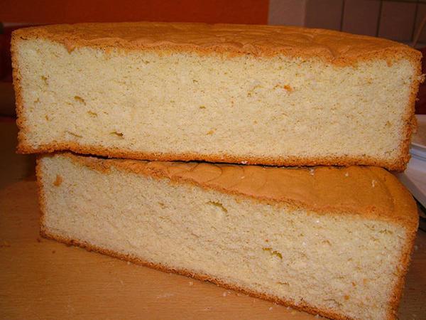 Tort üçün ideal biskvit