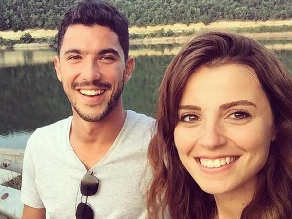 """Adı mutluluk"" serialının ulduzları evlənir - FOTO"
