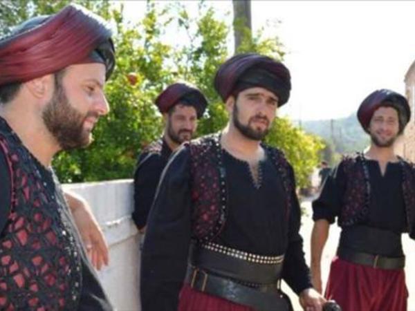 """""""Kösem Sultan""""ın çəkilişindən ilk FOTOlar"""