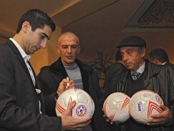 """""""Qəbələ""""nin rəqibi olan erməni futbolçu Bakıya buraxılmayacaq?"""