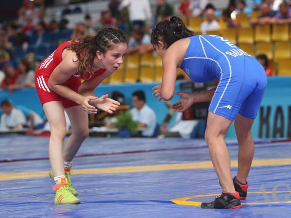 Dünya çempionatında növbəti medal - FOTO