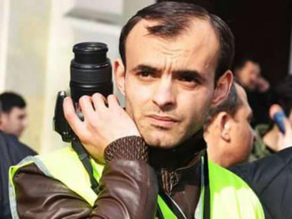 Prokuror Rasim Əliyevin anasını qəbul edib