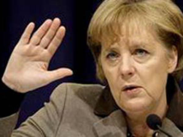 """""""Xain"""" sözünə dözməyən Angela Merkel aksiyaları yasaqladı"""