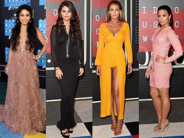 """""""MTV Awards""""ın ən yaxşı geyinən ulduzları - FOTO"""