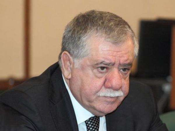 Abbas Abbasov istefa verib