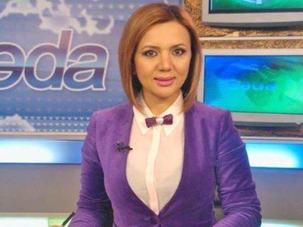 Azərbaycanlı teleaparıcı kanal dəyişdi