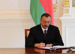 Prezident İlham Əliyev bir sıra icra başçılarını vəzifələrindən azad etdi