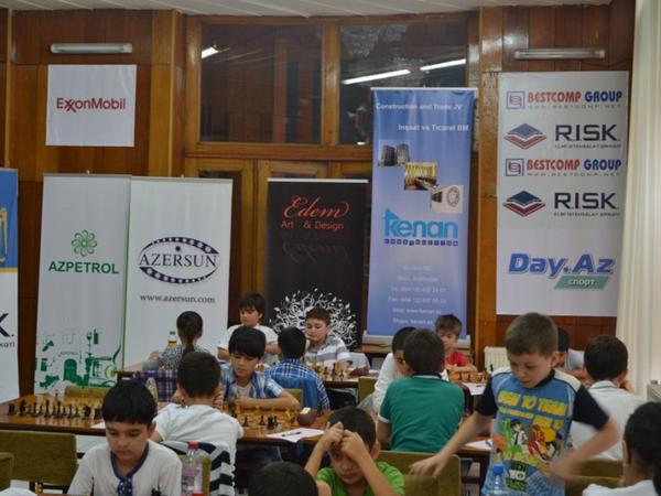 """""""Baku Open - 2015"""" ənənəvi şahmat festivalının """"C qrupu"""" uşaq turniri başlayır"""
