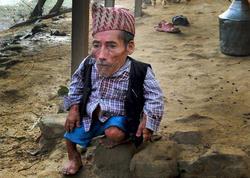 Dünyanın ən balaca adamı vəfat etdi - FOTO