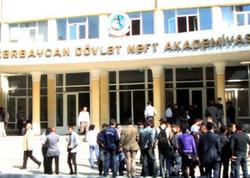 ADNA-nın adı binadan silinir - FOTO