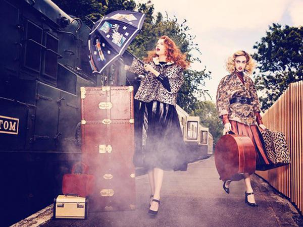 Anastasiya, Ellen və Frensis - FOTO