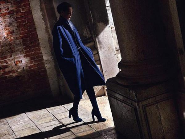 Fransız modelin ekstravaqantlığı - FOTO