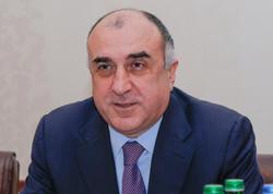 Elmar Məmmədyarov Gürcüstana yola düşüb