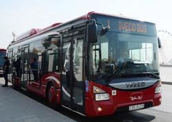 Azarkeşlər üçün xüsusi avtobuslar ayrıldı - CƏDVƏL
