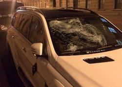 Azərbaycanlı biznesmen polislərlə atışdı - FOTO- VİDEO