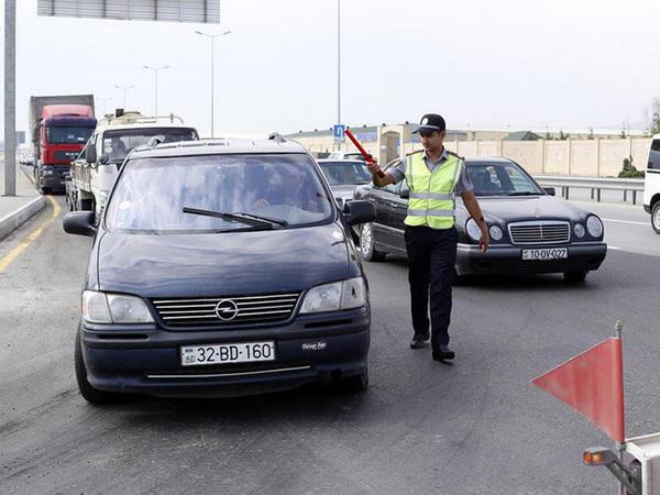 Yol polisi rüşvət iddialarına cavab verdi