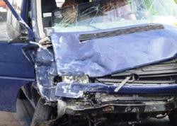 Bakı-Qazax yolunda dəhşət: 6 nəfər xəstəxanalıq oldu - YENİLƏNİB