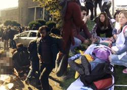 Ankarada dəhşətli partlayışlar: 86 ölü, 186 yaralı - YENİLƏNİB - VİDEO - FOTO